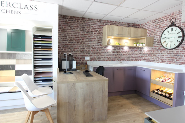 Owen Williams Kitchens Showroom Coalville Leicestershire