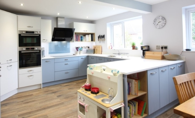 Masterclass Kitchens Sutton Coastal Mist Scots Grey Ashby